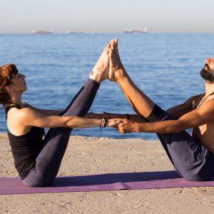 Yoga Para Duas Pessoas