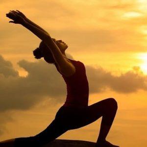Yoga Saudação ao Sol