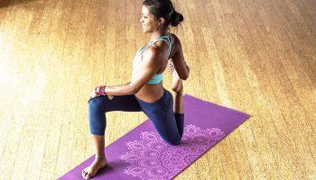 Qual é o Lado Certo de Um Tapete de Yoga?